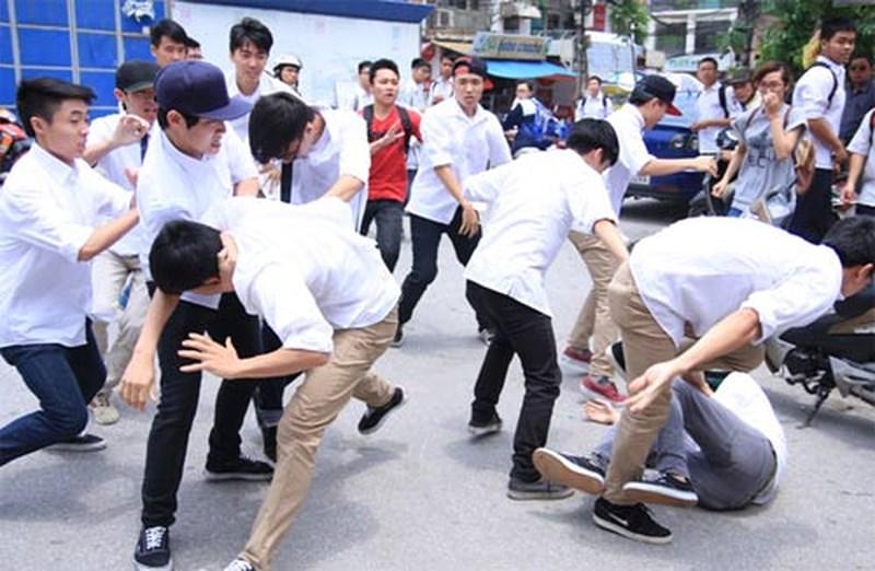 Phòng và chống bạo lực nơi học đường. Phải làm sao (1)