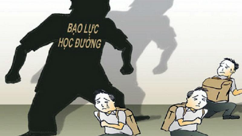 Phòng và chống bạo lực nơi học đường. Phải làm sao (3)