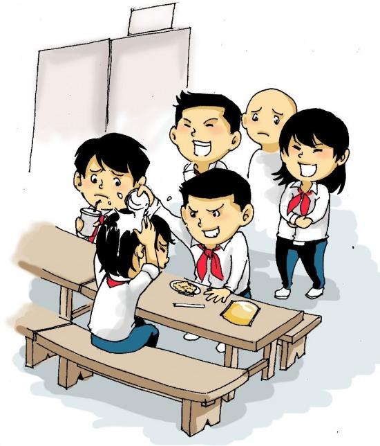 Phòng và chống bạo lực nơi học đường. Phải làm sao (4)