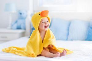 Những lưu ý các mẹ nên biết khi mua đồ cho trẻ sơ sinh 1