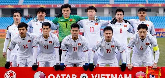 U23 Việt Nam tạo nên kì tích nhờ tinh thần chiến đấu tuyệt vời.