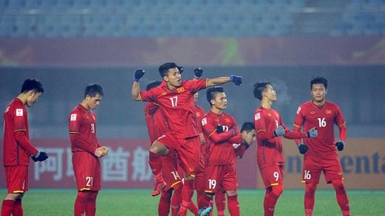 U23 Việt Nam.
