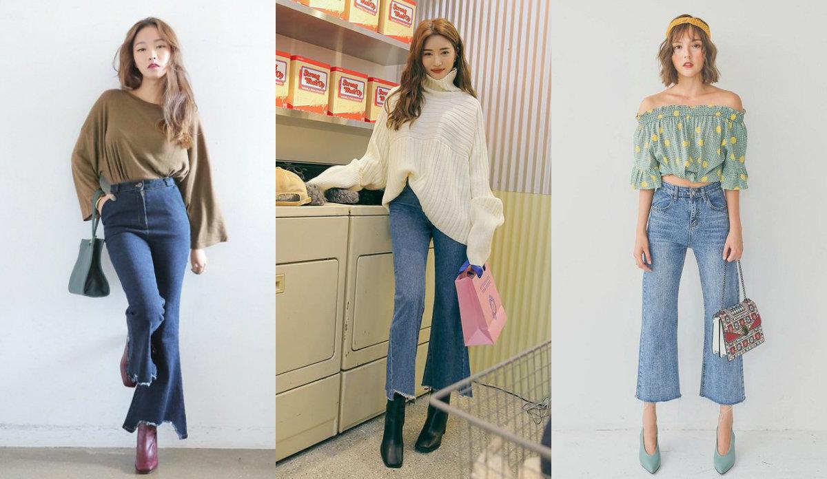 Với cách phối đồ với quần jean lửng này bạn có thể lựa chọn được nhiều phong cách khác nhau nhé