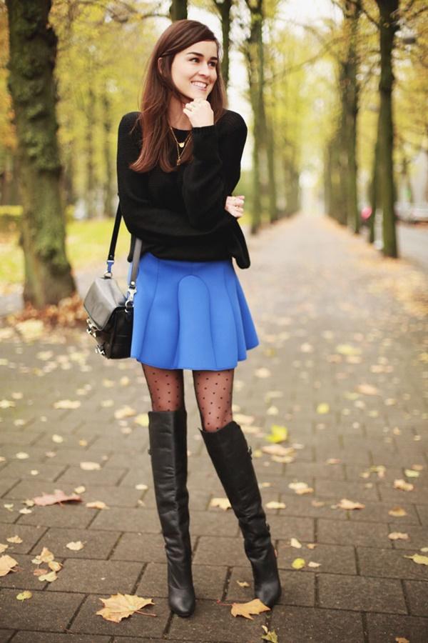 các kiểu phối đồ đẹp cho nữ mùa đông