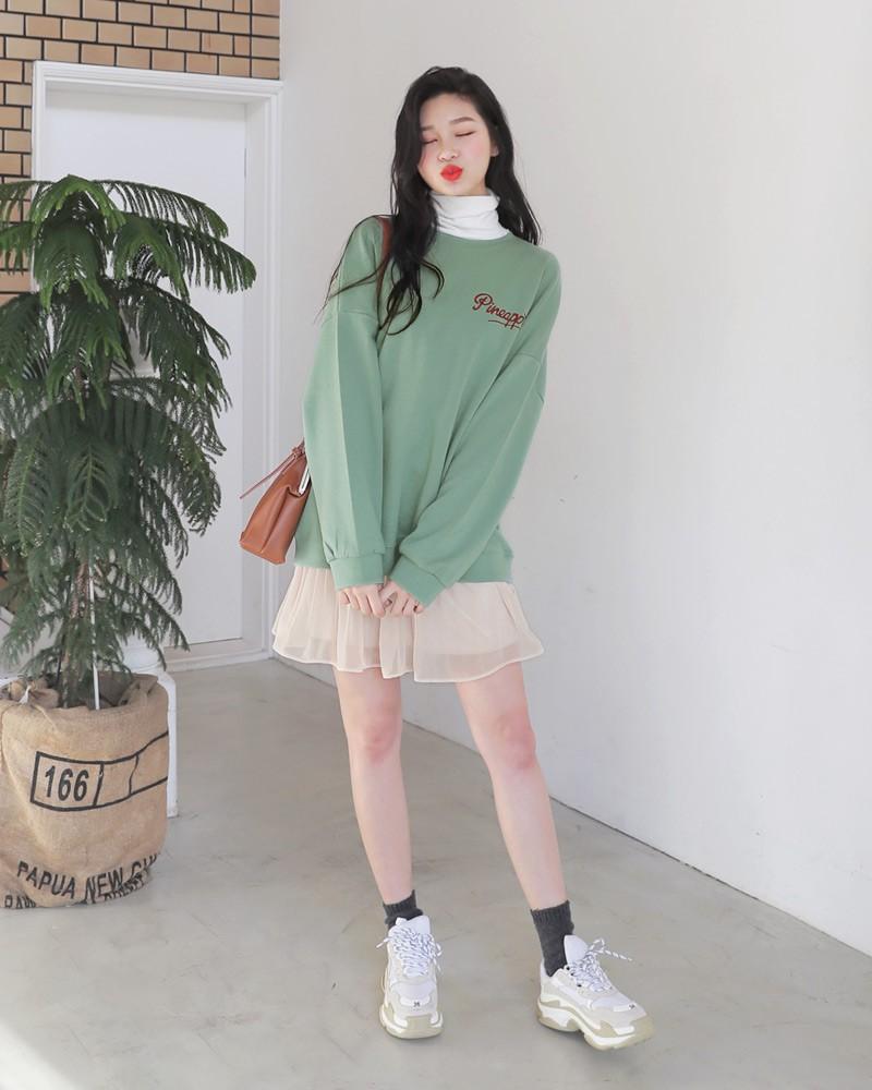 Phong cách Hàn Quốc nữ mùa đông