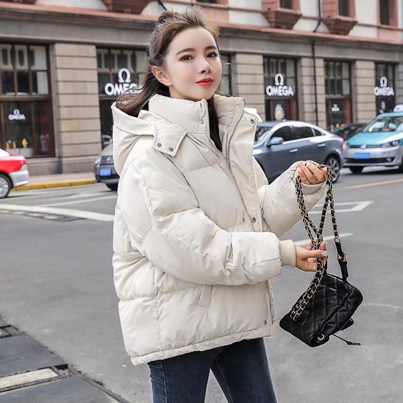 Mix đồ mùa đông phong cách Hàn Quốc cùng áo khoác phao