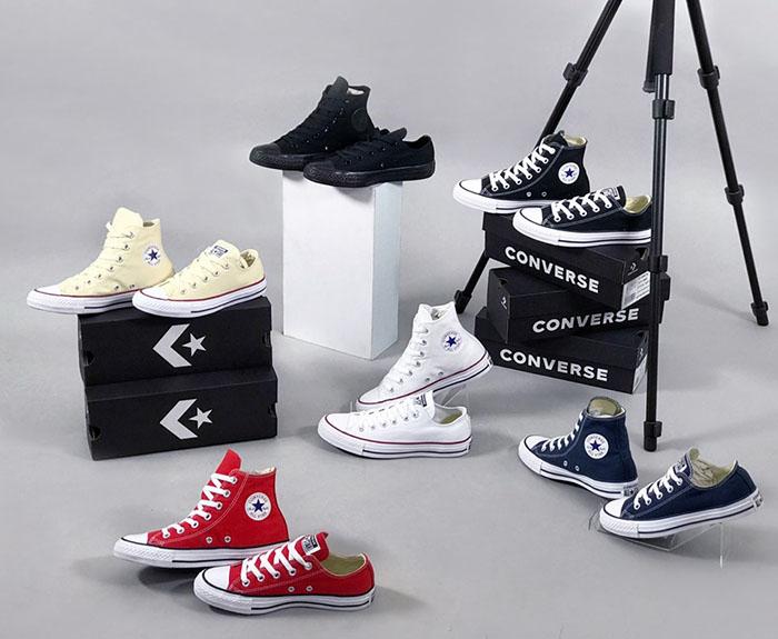 các hãng giày thể thao nữ đẹp